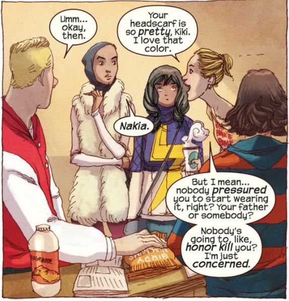 Начто способна мусульманка-супергерой? История Мисс Марвел | Канобу - Изображение 6993