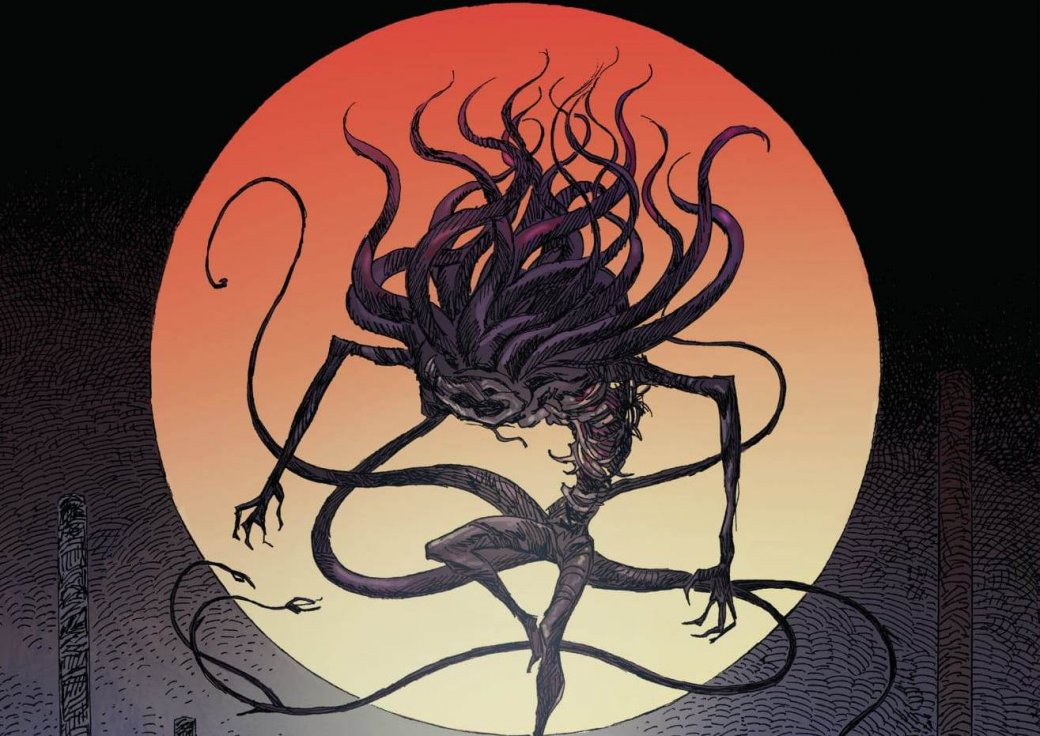 Обзор комикса «Bloodborne. Конец сна»— спорное, новсе равно приятное возвращение вЯрнам | Канобу - Изображение 4