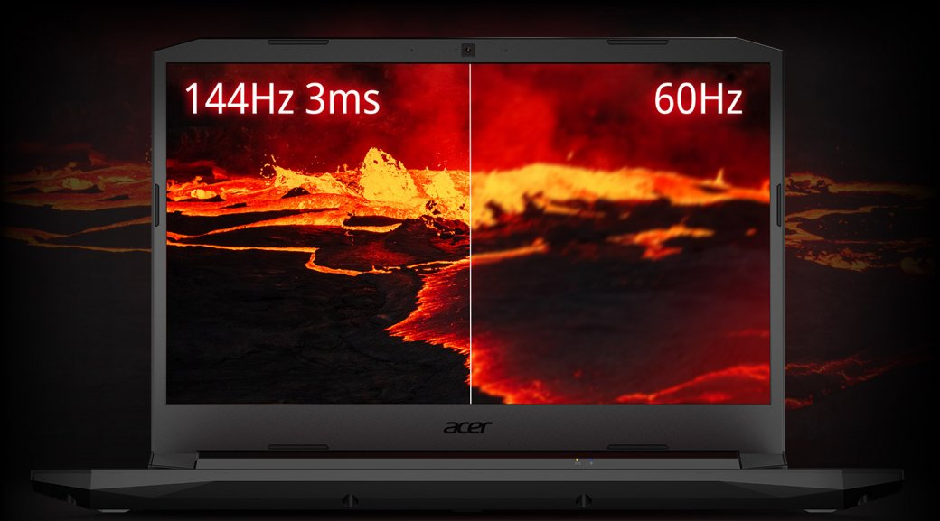 Обзор линейки ноутбуков Acer Nitro5: стильно идоступно | Канобу - Изображение 4419