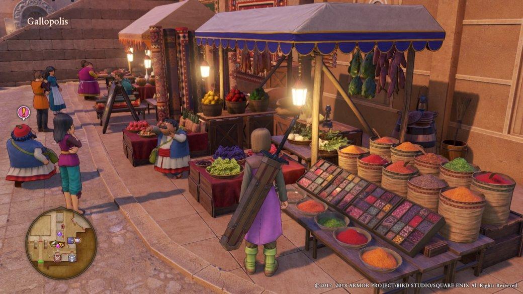 50 невероятно красочных скриншотов Dragon Quest XI | Канобу - Изображение 11545