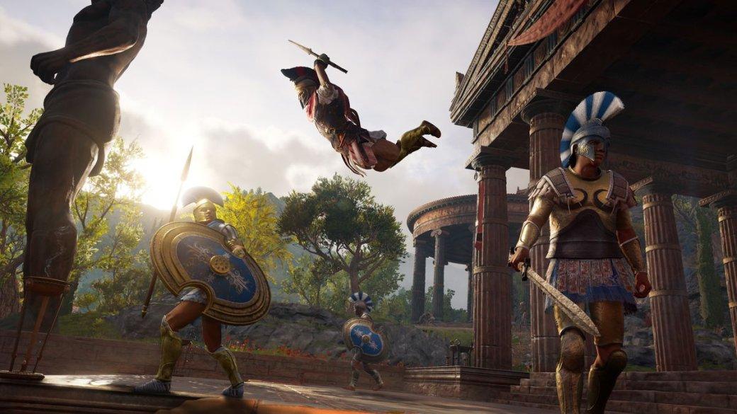 Новая Assassin's Creed каждыйгод? Какбы нетак! Odyssey— исключение | Канобу - Изображение 1