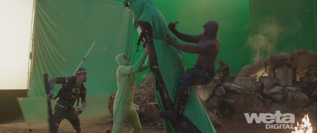 Как выглядела последняя битва из«Мстителей: Финал» без спецэффектов? | Канобу - Изображение 8344
