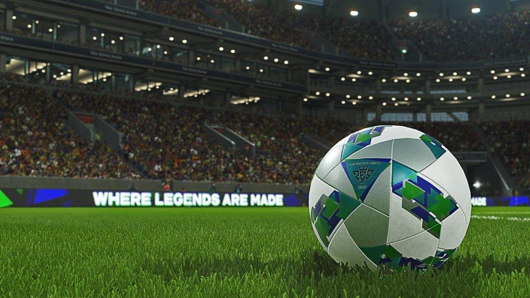 PES или FIFA - что лучше и чем отличаются серии футбольных симуляторов   Канобу