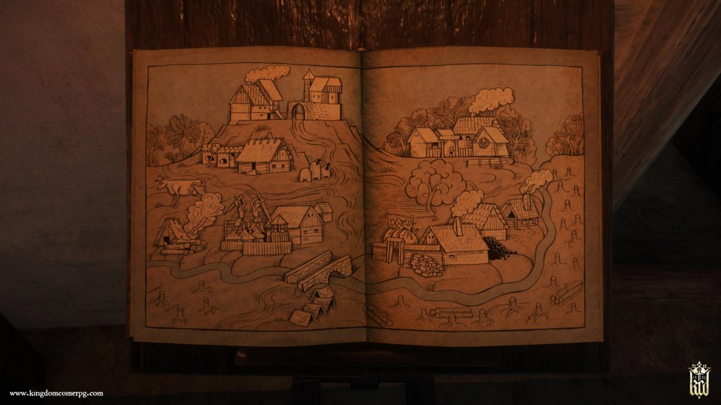 Впервом DLC для Kingdom Come игроки построят свою средневековую деревню. - Изображение 1