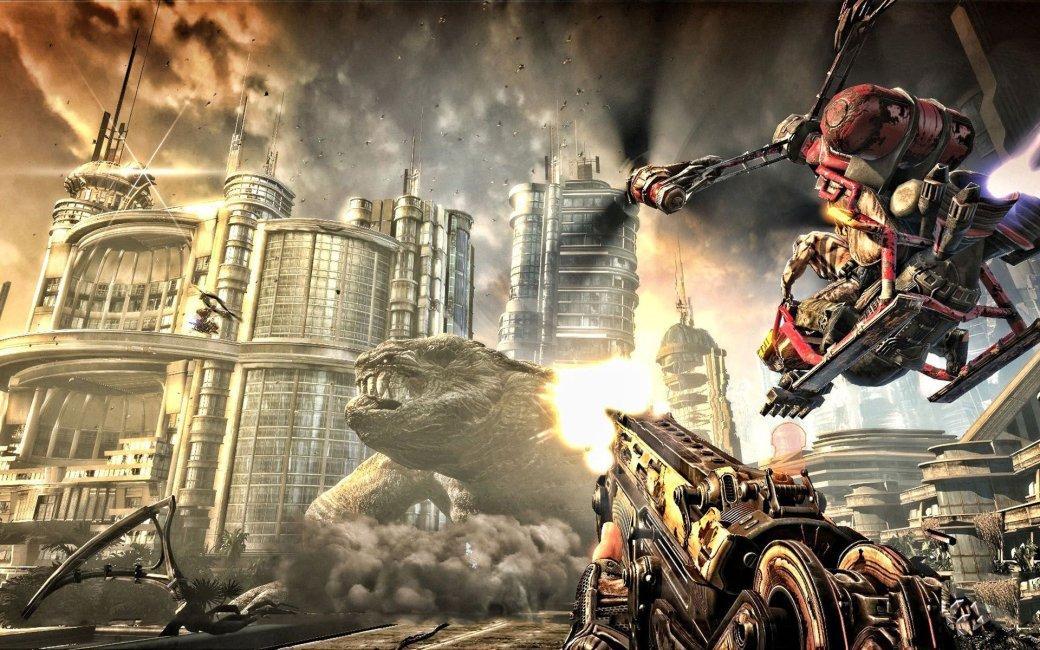 Почему Bulletstorm— один излучших шутеров вистории | Канобу
