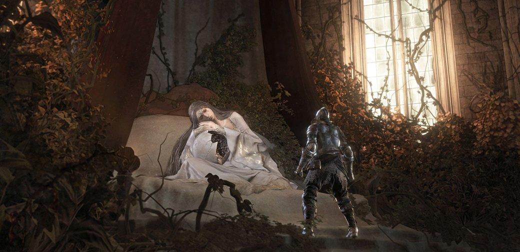 Рецензия на Dark Souls 3: The Ringed City | Канобу - Изображение 441