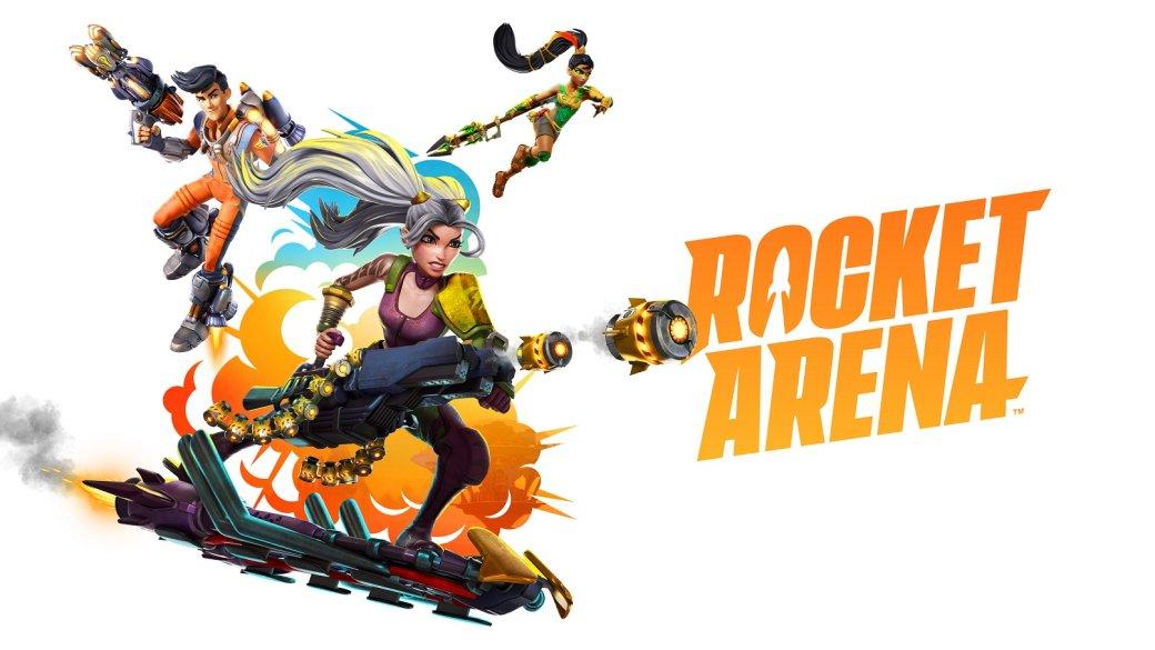ПревьюRocket Arena (2020)— мультиплеерным шутером про рокетджампы, ракетницы итройные прыжки | Канобу