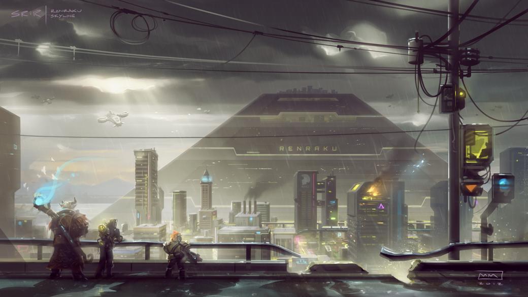 Рецензия на Shadowrun Returns   Канобу - Изображение 9858