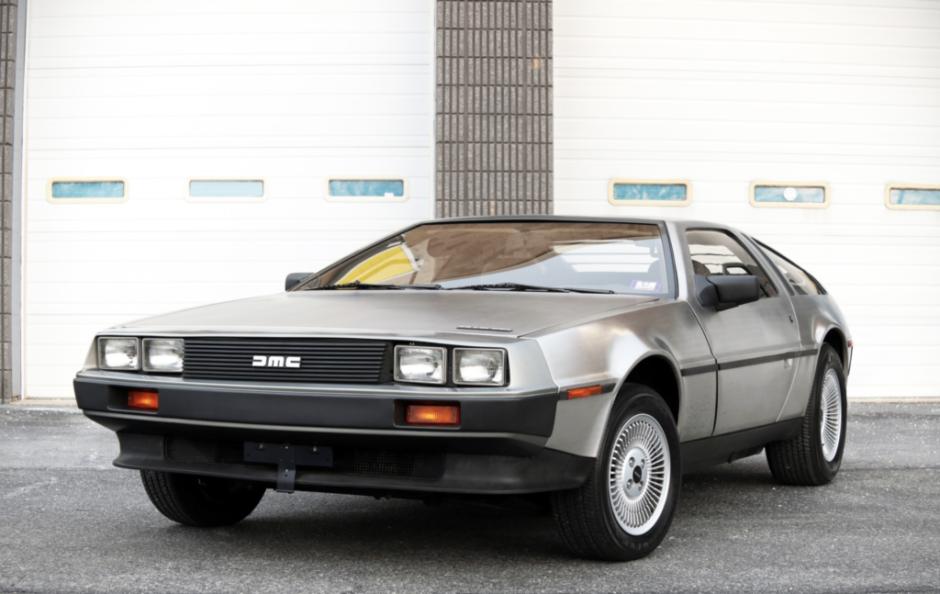 88 миль вчас: история DeLorean DMC-12 из«Назад вбудущее» | Канобу - Изображение 1