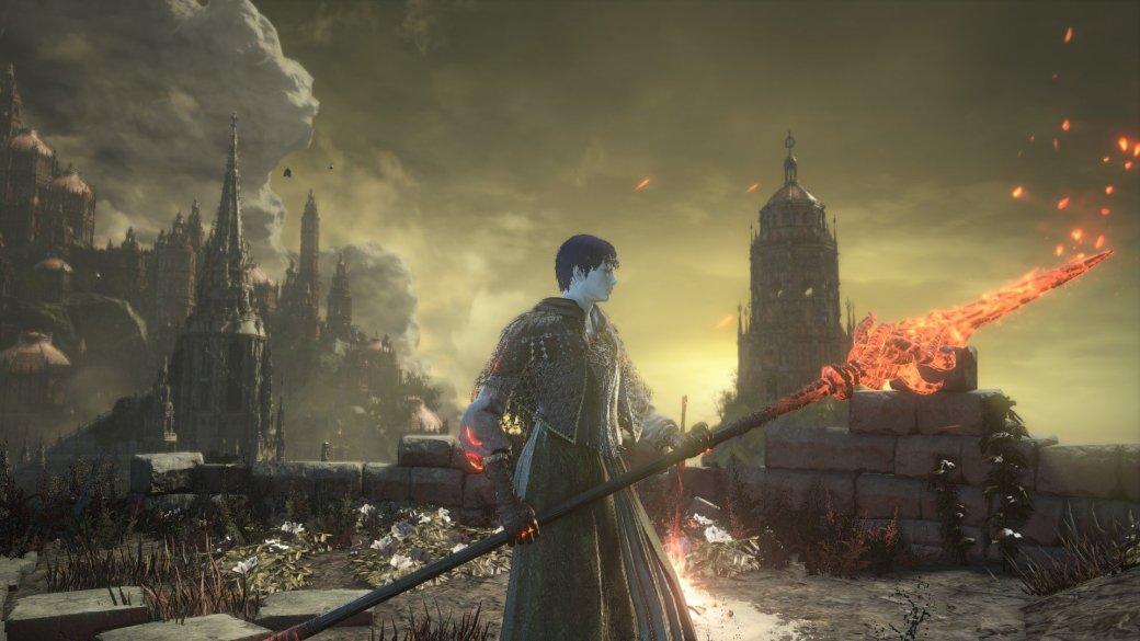 Где найти все новые предметы вDark Souls 3: The Ringed City | Канобу - Изображение 9467
