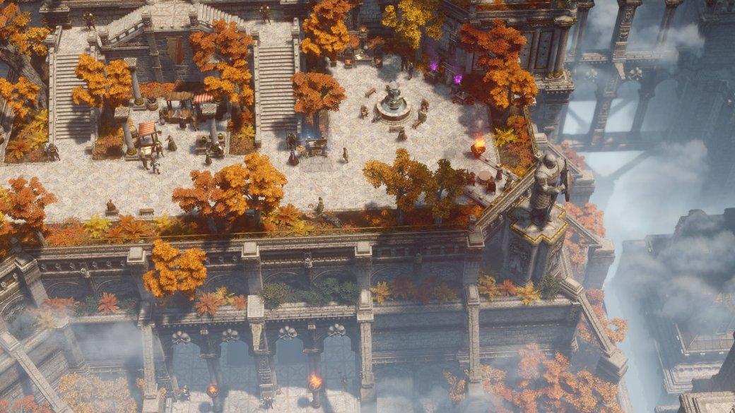Впечатления отSpellForce 3: Soul Harvest— вотбы натомже уровне, ноуже вSpellForce4