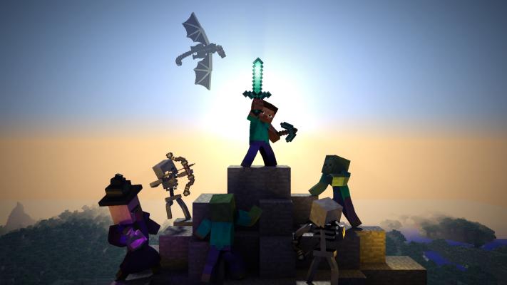 В Minecraft появится абсолютный кросс-плей  | Канобу - Изображение 3870