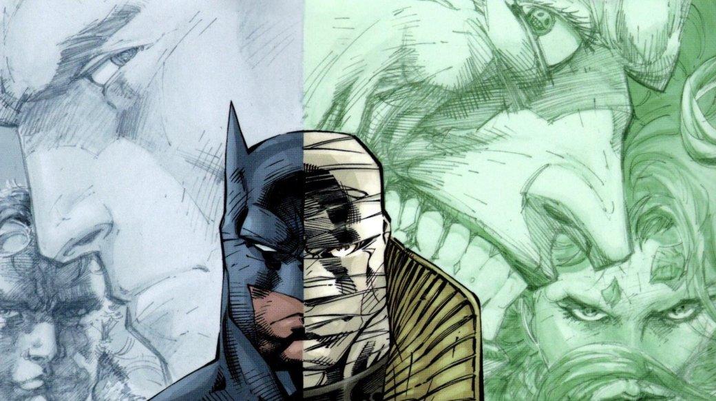 Темный рыцарь против человека без лица— это трейлер мультфильма «Бэтмен: Хаш» | Канобу - Изображение 6482