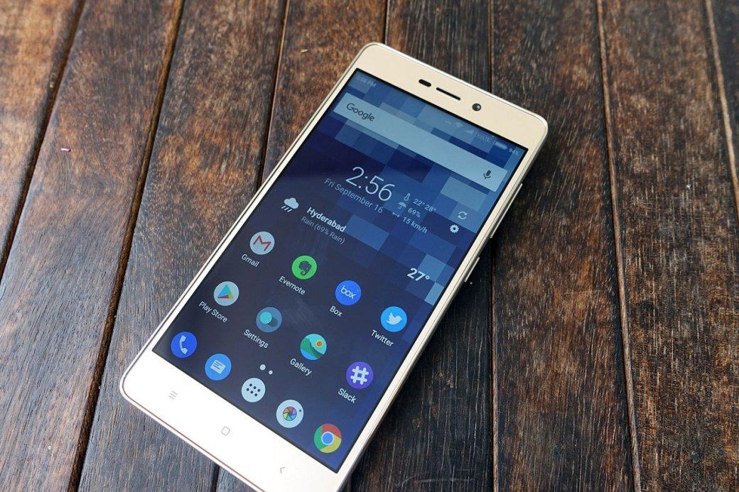 Раскрыты характеристики ивнешний вид ультрабюджетного смартфона Xiaomi Redmi Go | Канобу - Изображение 10922