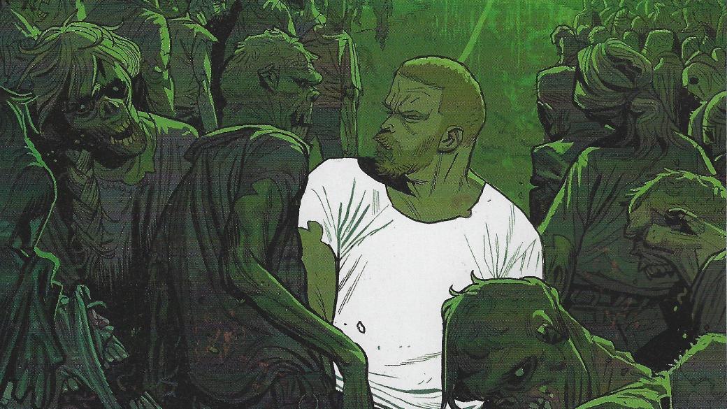 10 наиболее значимых выпусков комикса «Ходячие мертвецы» | Канобу
