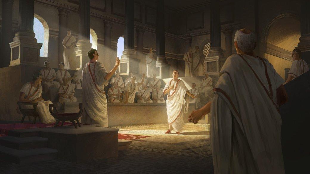 Рецензия на Imperator: Rome