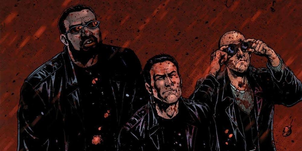 Первый взгляд нарусское издание сатирического ихулиганского комикса «Пацаны» | Канобу - Изображение 1