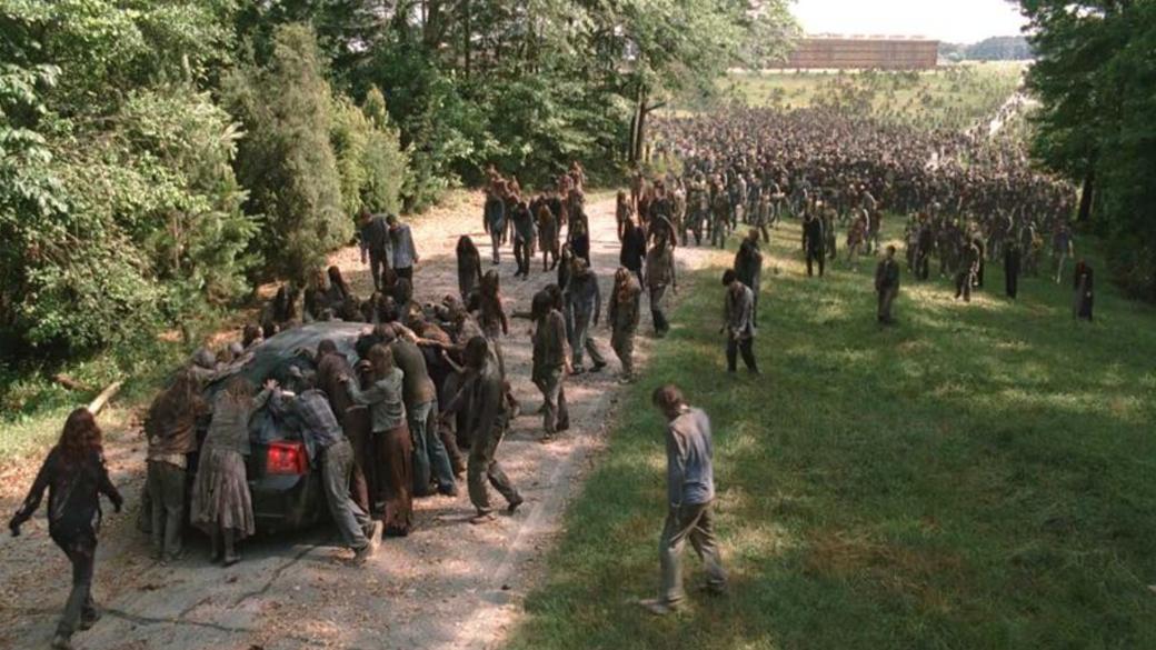 Сериал Ходячие мертвецы  (Walking Dead) - сюжет, актеры и роли, спойлеры, стоит ли смотреть | Канобу - Изображение 0
