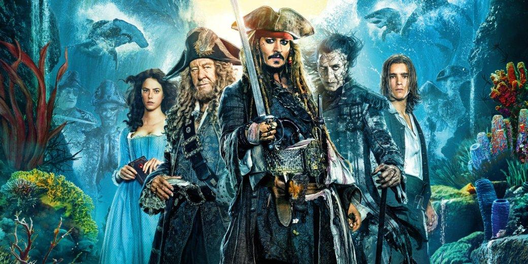 Рецензия на «Пиратов Карибского моря: Мертвецы не рассказывают сказки» | Канобу