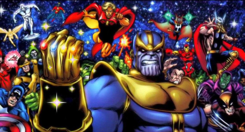 Кто такой Танос и какова его роль в Войне бесконечности, кто может победить Таноса | Канобу - Изображение 1129