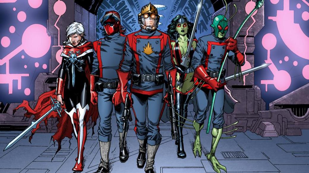Какие персонажи были всоставе Стражей Галактики? Веном, Капитан Марвел идругие | Канобу - Изображение 1