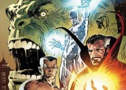 Издательство Marvel вернет оригинальных Защитников— сХалком, Доктором Стрэнджем иСерфером