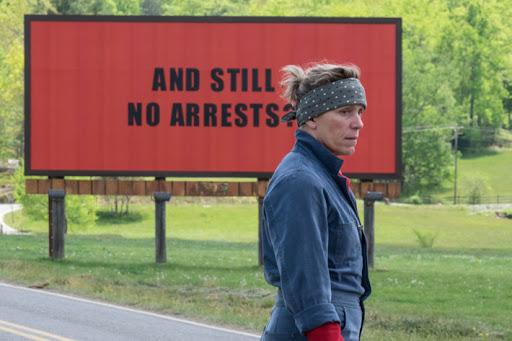 «Берсерк», «Разрабы» и«Три билборда». Ачто высмотрели напрошлой неделе?