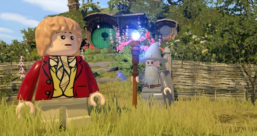 Lego The Hobbit похожа на все прошлые Lego-игры, но все равно увлекает | Канобу - Изображение 1
