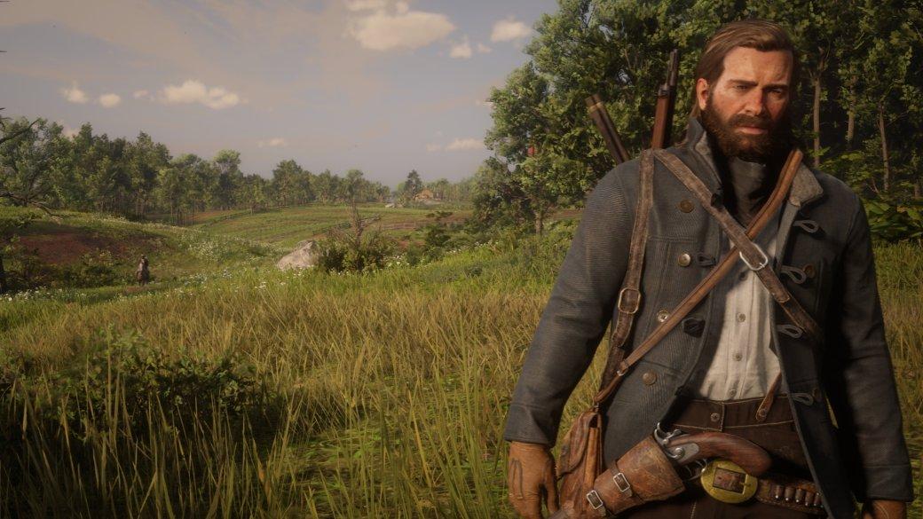 Гифка дня: снова неудачный побег в Red Dead Redemption 2 | Канобу - Изображение 4657