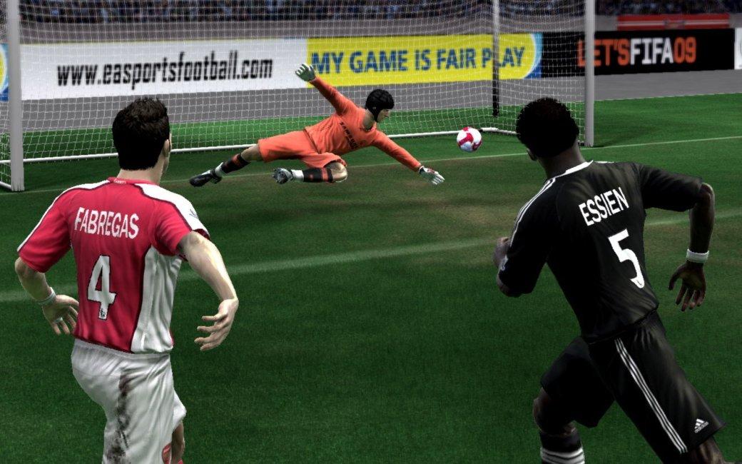 Как развивалась серия FIFA | Канобу - Изображение 9636