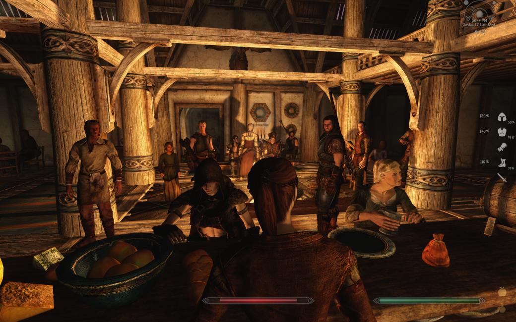 «Властелин колец» икомбо измагии— лучшие моды для The Elder Scrolls V: Skyrim в2019 году | Канобу - Изображение 7635