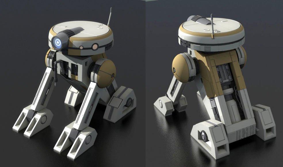Роботы-пылесосы будущего, или как сделать генуборку перед Новым 2098 годом. - Изображение 1