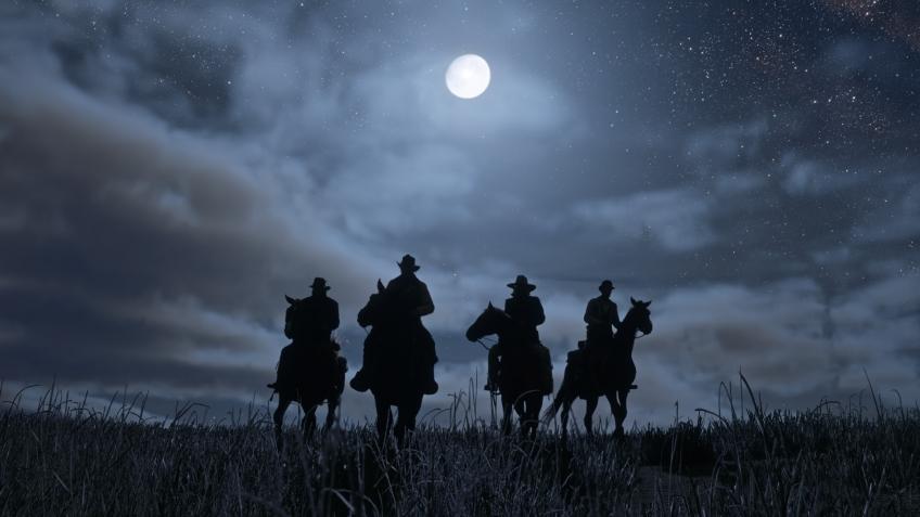 СМИ: если в Red Dead Redemption 2 отключить интерфейс, то диалоги с NPC изменятся | Канобу - Изображение 5230