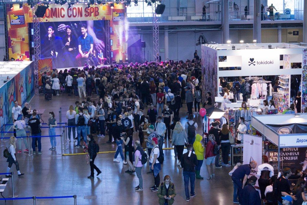 Галерея. Как прошел Comic Con Saint Petersburg | Канобу - Изображение 59