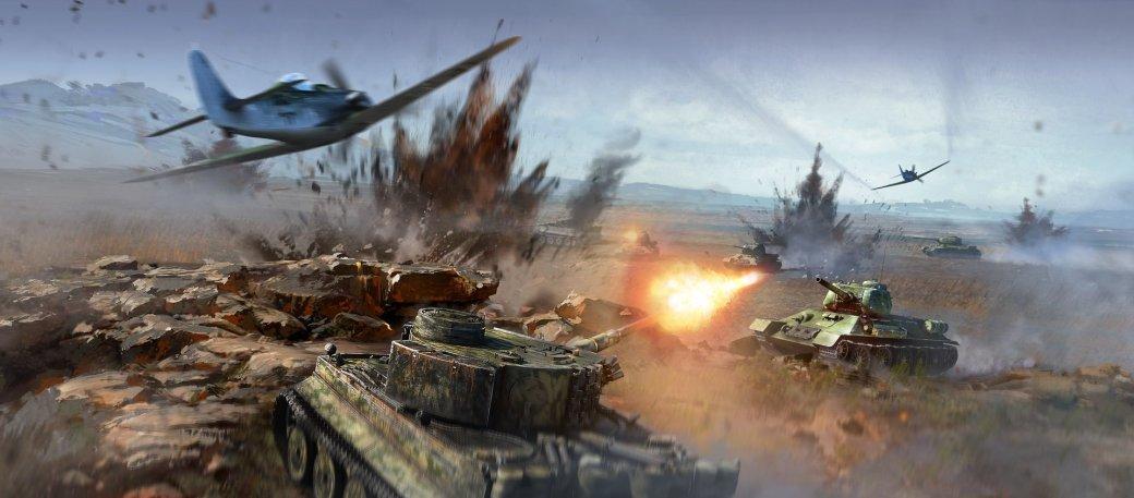Рецензия на War Thunder   Канобу - Изображение 2