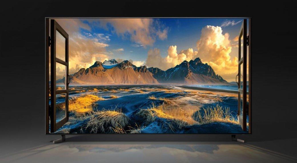 6 млн рублей и он ваш: в России представили 98-дюймовый телевизор Samsung QLED 8K | SE7EN.ws - Изображение 1