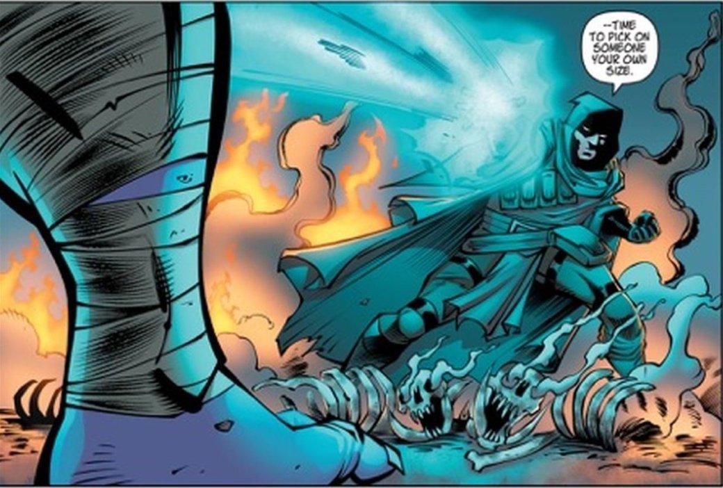 Комикс-приквел «Варкрафта» расскажет о дружбе Ллейна, Медива и Лотара | Канобу - Изображение 442