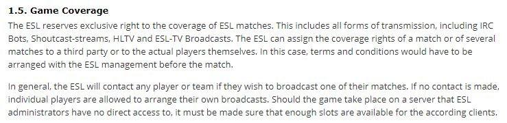 ESL дисквалифицировала участника квалификации ESL One Cologne по CS:GO из-за стримов на Twitch. - Изображение 2