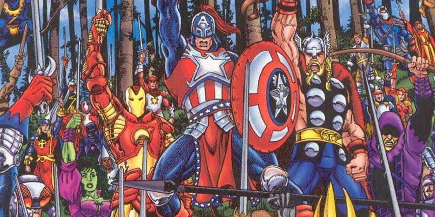 10 самых странных трансформаций Капитана Америка | Канобу - Изображение 11153