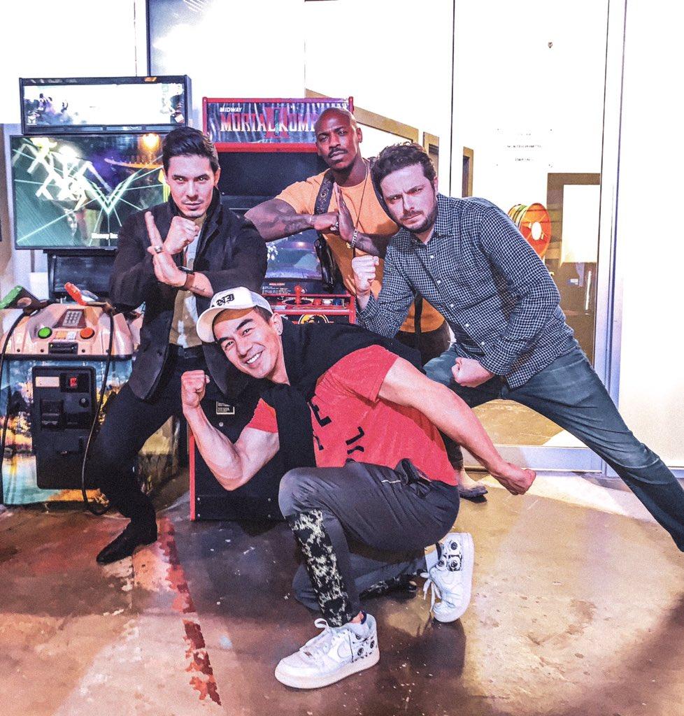 Начались съемки нового Mortal Kombat. Актеры делятся роликами ифото | Канобу - Изображение 2