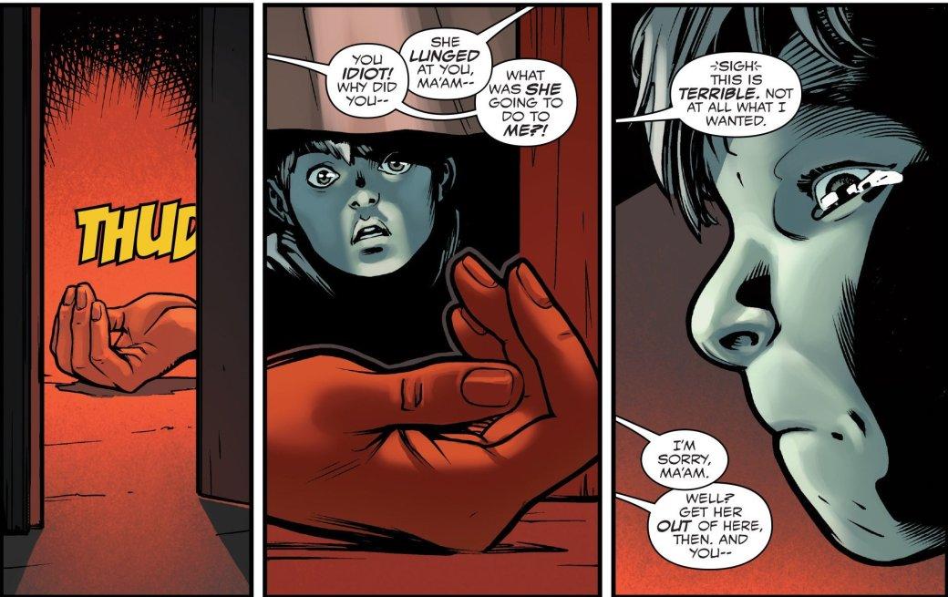 Капитан Америка как лидер Гидры. Галерея ярких моментов Secret Empire | Канобу - Изображение 4