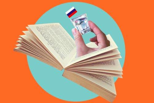 Чужая водка имуж начас— как Россию изображают виностранных учебниках?