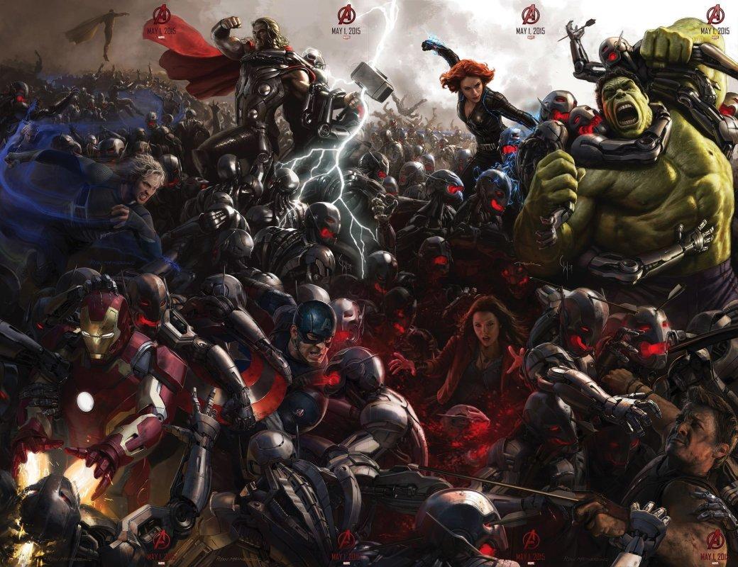 Disney на Comic Con: «Звездные Войны», «Мстители», «Человек-муравей»   Канобу - Изображение 8719