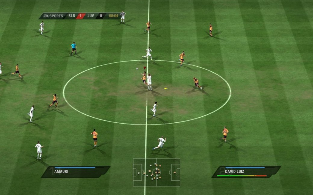 Десять лучших игр серии FIFA | Канобу - Изображение 6355