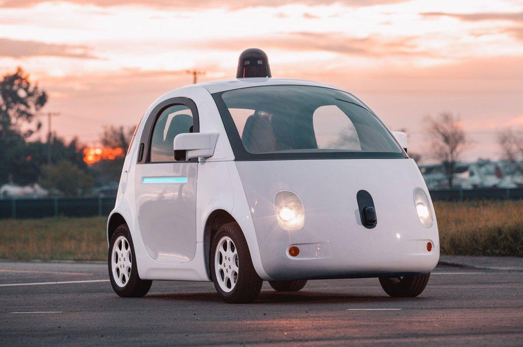 Google отказалась от производства беспилотных автомобилей  | Канобу - Изображение 3417