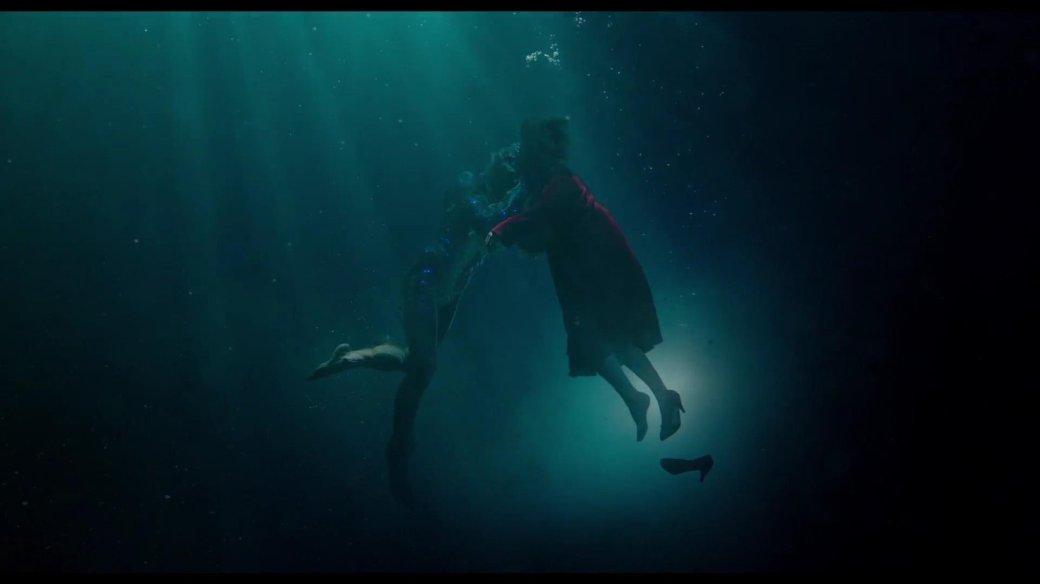 Рецензия Трофимова на«Форму воды» Гильермо дель Торо – обзор фильма  | Канобу