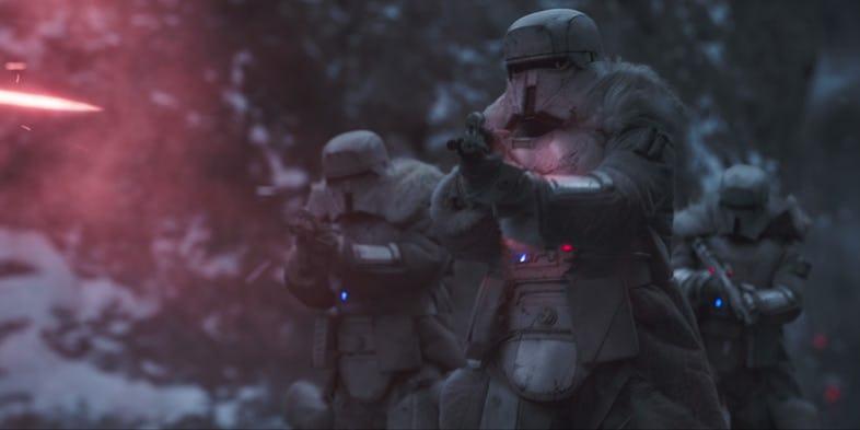 Разбор второго трейлера «Соло: Звездные войны. Истории». Все, что выупустили. - Изображение 11