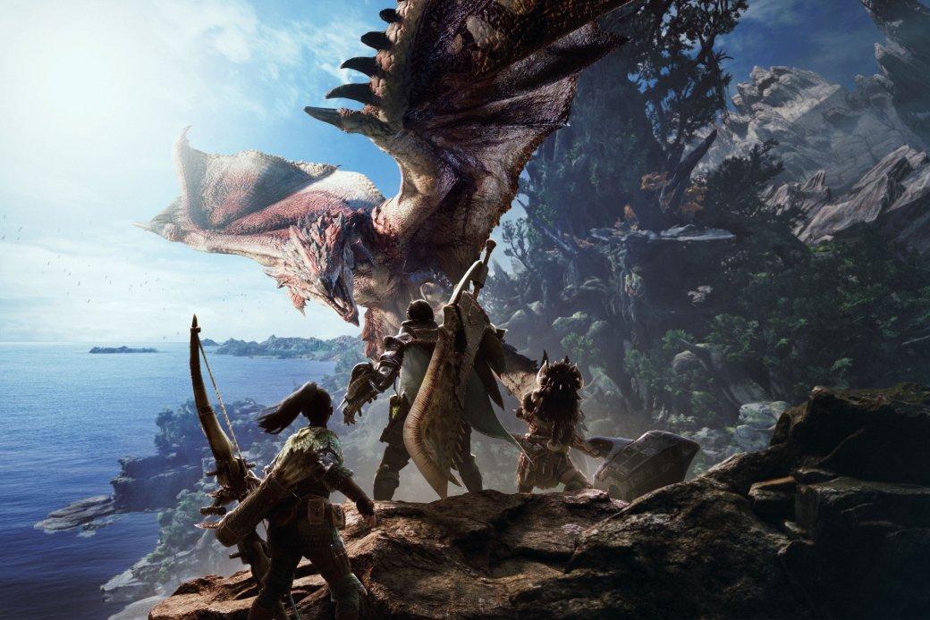 Обзор Monster Hunter: World - рецензия на игру Monster Hunter: World | Рецензии | Канобу