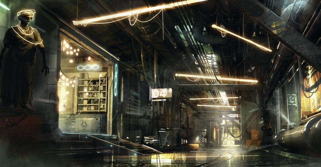 Square Enix вскоре анонсирует Deus Ex: Mankind Divided | Канобу - Изображение 7226