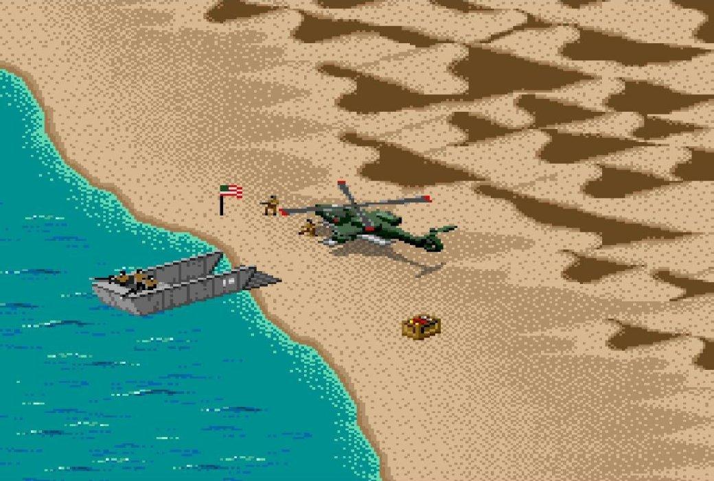 EA может возродить вертолетную серию Desert Strike  | Канобу - Изображение 9556
